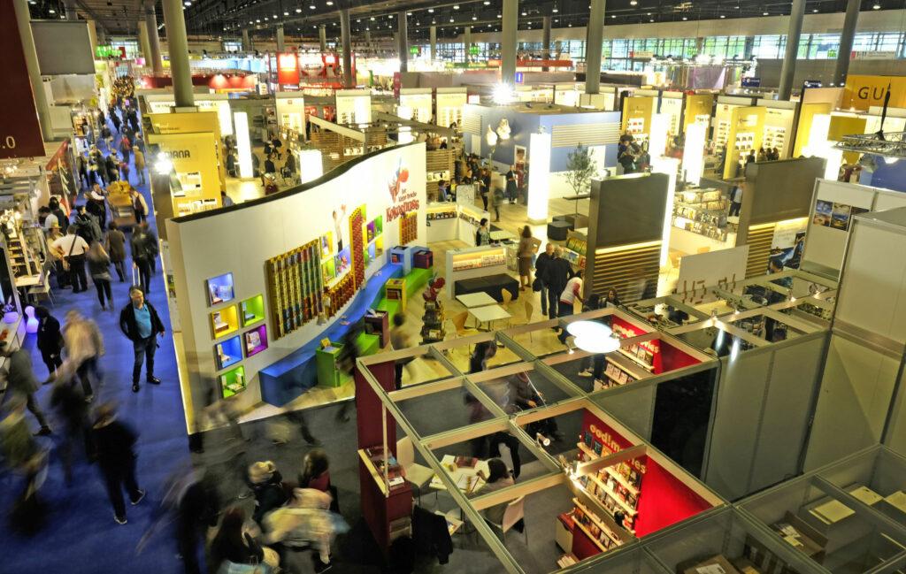 Flandern und die Niederlande  sind   Ehrengaeste der Frankfurter Buchmesse 2016